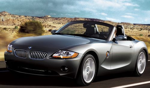 Фото Bmw Z4 Coupe
