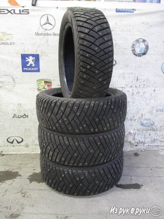 Продажа Шины 195 55 16 87T Goodyear Ultra Grip Ice Arctic