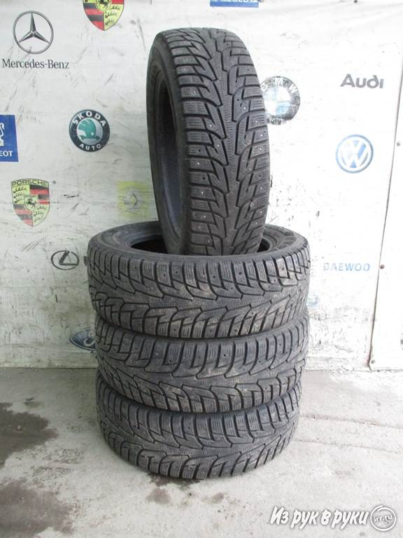 Продажа Шины 185 65 15 88T Hankook Winter i*Pike RS W419