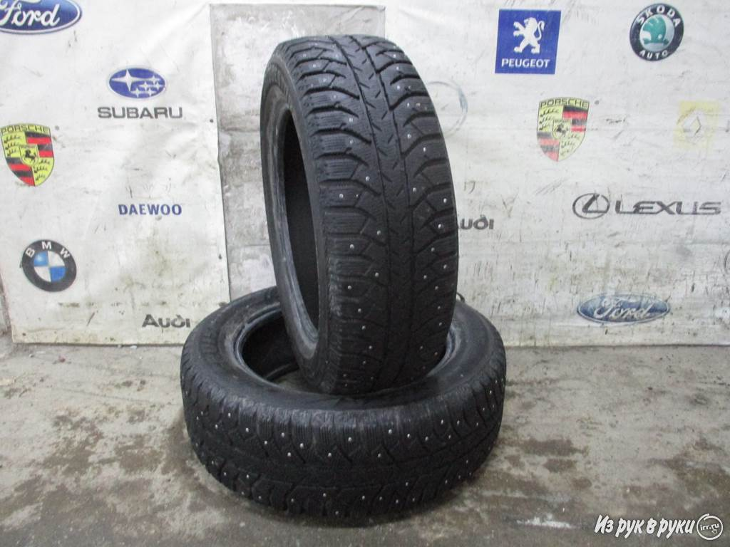 Продажа Шины 215 60 17 100T Bridgestone Ice cruiser 7000